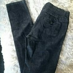 Like new!  Used once ITZ ME dark jeans Nice Firm material with some stretch to flatter your backside! Length 31 ITZ ME  Jeans Skinny