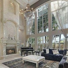 Elegant Home Decor, Luxury Living Room, Minimalist Living Room, Living Room Modern, Trendy Living Rooms, House Interior, Minimalist Living, Living Decor, Living Room Designs