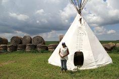 #NativeAmerican Spirit Camp Awaits New #KeystoneXL Decision