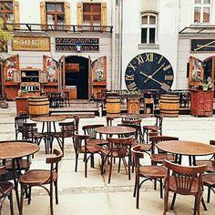 © Ukraine Lviv cafe
