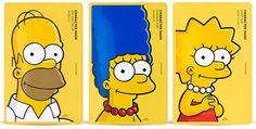 [The Face Shop] Simpsons Family Mask Sheet (25g+23g+20g/3ea) Paraben-Free #TheFaceShop