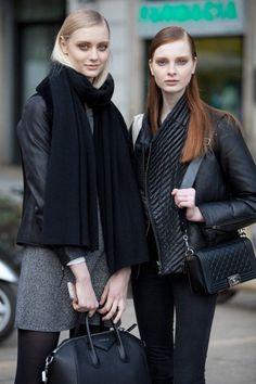 21 Street style from Milan Fashion Week - STU Fashion Blog