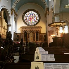 St Michael Cornhill. A place to sit and experience the silence.