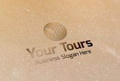Check out Your tours Style Logo by BDThemes Ltd on Creative Market