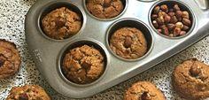 Muffins aux abricots et noisettes (sans gluten)