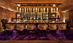 MISTER IMPORTANT DESIGN - Veladora the restaurant at Rancho Valencia, Del Mar