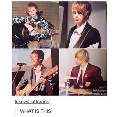 Young 5 seconds of summer:)
