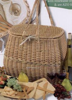 A Picnic Basket..............