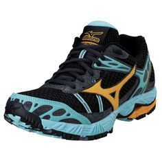 Mizuno Women's Wave Ascend 7 | Mizuno Running ® I have these bad boys on their way to my doorstep right now. STOKED. Going back to Mizuno and I'm stoked about it.