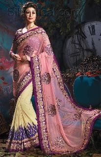 Natasha Couture Indian Designer Saree 2014Embroided Saree 9