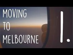Episode 1 - Moving to Melbourne. | Million Miles From Home - YouTube