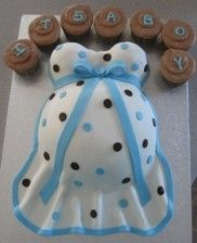 baby shower cake /boy