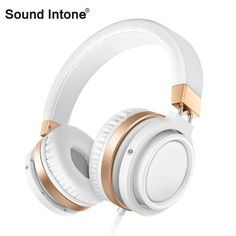 27.66$  Watch now - Sound Intone C1 Headphones with Microphone and Volume Control for iPhone iPad iPod Tablets Android Smartphones Laptop Computer  #magazine