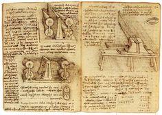 I manoscritti di Leonardo da Vinci