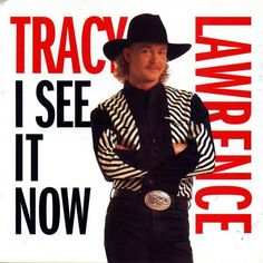 Tracy Lawrence, great two-stepping songs