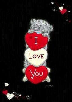 Tatty Teddy Bear U r lucky I'm understanding 😒 Love Hug, Love Bear, Cute Love, I Love You, Tatty Teddy, Love Yourself Quotes, Love Quotes, Teddy Bear Quotes, Teddy Beer