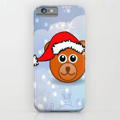 Christmas 2 iPhone & iPod Case by Karl-Heinz Lüpke - $35.00