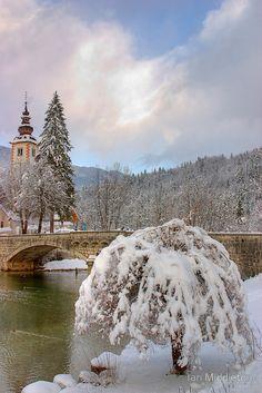 Winter Wonderland, Lakes of Slovenia
