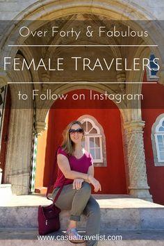 Female Travelers Ove