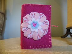 Needle Book for Mom - 2014