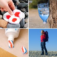 Easy hacks that will help you away from home Diy Crafts Hacks, Diy Home Crafts, Easy Diy Crafts, Diy Arts And Crafts, Diy Crafts To Sell, Diy Crafts For Kids, Fun Crafts, Sell Diy, Dollar Store Crafts