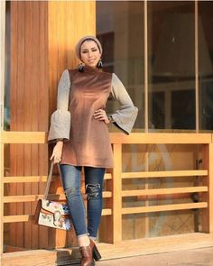 Street style inspirations for hijab – Just Trendy Girls