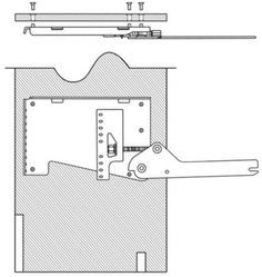 51 Best Murphy Mechanism images   Fold up beds, Murphy bed plans