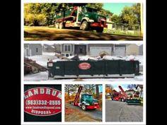 (563) 332-2555 Dumpster Rental DeWitt, Iowa