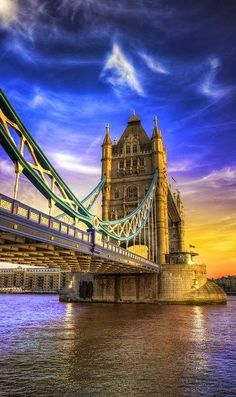 Tower Bridge, London,England!