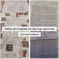Bricks, library book diary, individual planning