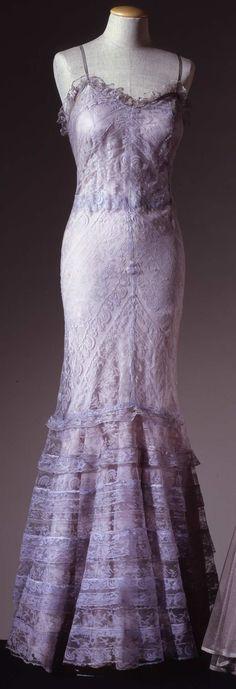 Abito femminile   Identifier 00000449   Temporal keyword 1932 ca.   Galleria del Costume di Palazzo Pitti