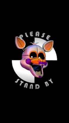 Lolbit Please stand by wallpaper for ipod/iphone by RejectOutOfOrder