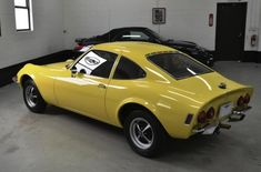 opel gt | 1973 Opel GT - I loved you at Hello