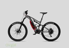 Thok Mig E-mtb E-bike E Mtb, Black Cover, E Design, Bmx, Bicycle, Bike Electric, Vehicles, Bike, Bicycle Kick