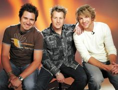 Rascal Flatts - Major fan since their first song!