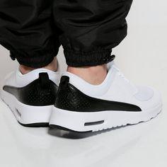 9428dad414f8c9 Nike Women s Air Max Thea White Black