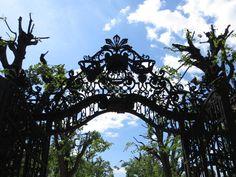 Eingang - Schloss Schönbrunn