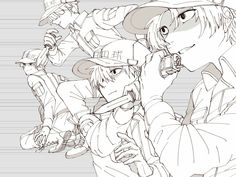 Hataraku Saibou Cells at work White Blood cells Manga Art, Manga Anime, Anime Guys, Me Me Me Anime, Anime City, White Blood Cells, Character Design Animation, Awesome Anime, Sketches