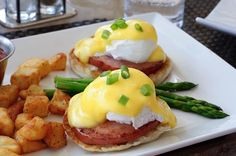 Try this technique for making foolproof Hollandaise sauce, I think you'll be pleasantly surprised.