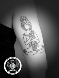Home – Triple-J Energy Tattoo – Tattoostudio Mondsee Tattoo Studio, Energy Tattoo, Yoga Tattoos, Triple J, Give Peace A Chance, Fine Line Tattoos, Dot Work Tattoo, Flower Of Life, Mandala Tattoo