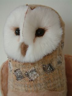 another barn owl is born .... by RaggyRat, via Flickr