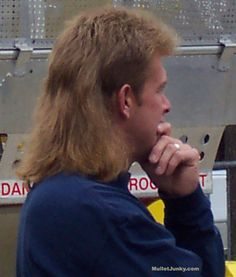 Mullets...No matter what anyone says this will always remain the worst haircut of all times. For both males and females.