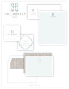 kim hoegger Branding emma j design
