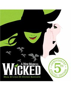 5th Anniversary Special Edition Wicked Cast Recording. I already have the album but this would be cool!