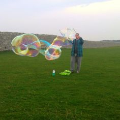 Dr Zigs Extraordinary Bubbles - taken by Lillie Lathem