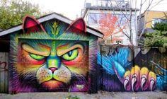 Das nenne ich mal ein cooles Graffiti! | Webfail - Fail Bilder und Fail Videos