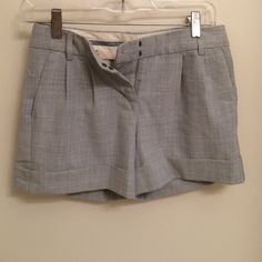 Express trouser shorts They are gray, very cute, and can be paired with almost any outfit! Priced to sell!! True to size, excellent quality/condition Express Shorts