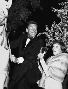 Dick Van Dyke and Julie Andrews