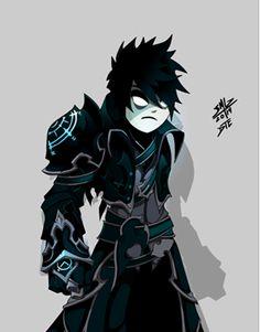 Evolved Dark Caster