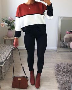 Outfits Fall Women's Fashion Trends to Adopt Fall Winter Outfits, Spring Outfits, Winter Fashion, Spring Fashion, Mode Outfits, Fashion Outfits, Womens Fashion, Female Fashion, Fashion Fashion